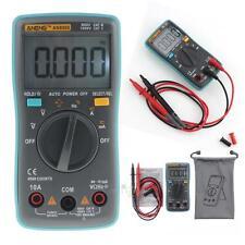 ANENG Digital LCD Multimeter 4000 Counts AC/DC Auto Range Ohm Ammeter Tester New