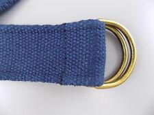 """CLUB ROOM $60 Blue MEN SZ  WIDTH 1.4"""" BELT CASUAL DRESS SALE Y18"""