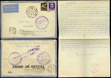 George VI (1936-1952) Italian Stamps