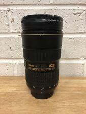 Nikon Nikkor AF-S G ED 24-70 mm f/2.8 SI Lens, Superbe Professional Lens
