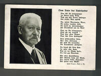 1934 Koln Germany Paul von Hindenburg postcard Cover to Offenbach