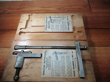Vintage Houser Valve Lifter Removal Tools 1930s  1940s 50s Chevrolet Buick