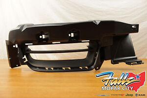 2015-2020 Dodge Charger Brackets Bezels for LED Fog Lights Lamps Mopar OEM