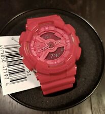 CASIO G-Shock GA-110B-4 Pink Hyper Color Limited Edition Mens Analog