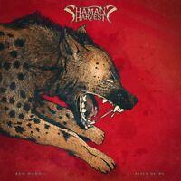 SHAMAN'S HARVEST - RED HANDS BLACK DEEDS (180 GR.RED LP)   VINYL LP + MP3 NEU