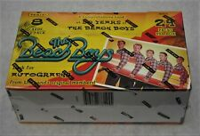 More details for the beach boys 2013 panini trading card hobby box new & sealed