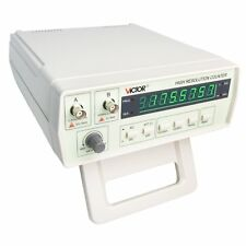Professional VC3165 Precision Frequency Counter Meter Tester 0.01Hz~ 2.4GHz 110V