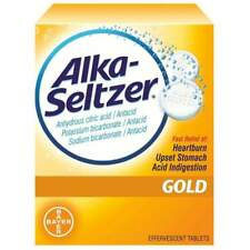 Alka-Seltzer Gold Effervescent Tablets 36ct 016500566755a418