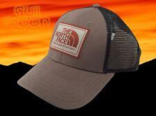 New The North Face Mudder Tan Snapback Trucker Hat