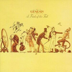 A Trick Of The Tail - Genesis CD Sealed ! New !