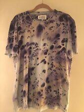 Maison Martin Margiela Tie Dye Men's T Shirt Size 52 NWOT $470