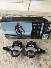 Look Keo 2 Max Road Pedals 8NM BLACK NEARLY NEW