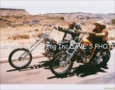 Signed RP Autograph Easy Rider Peter Fonda 8X10 Color Photo w/coa Free Shipping