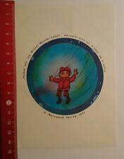 Aufkleber/Sticker: Bernward Verlag 91 komm mit Ins winzel Wunder Land (30071663)