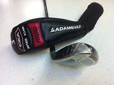 New Adams Golf IDEA a12 OS #3 Hybrid 19', LH, S-flex, Light weight shaft