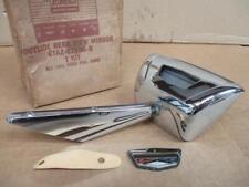 1961 1962 Ford Galaxie Door Mounted Mirror FoMoCo C1AZ-17696-B  Accessory NOS