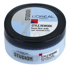 L'OREAL STUDIOLINE STYLE REWORK REMIX FIBRE-PUTTY - 150ML