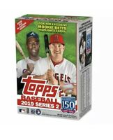 2019 Topps Series 2 BLASTER BOX Factory Sealed TATIS Jr; ALONSO; VLAD Jr ; ELOY