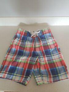 Boy's Abercrombie Kids Swim Shorts - Large