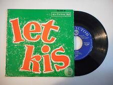 BOBBY WEST : LET KISS AGAIN ► EP / 45 ◄ PORT GRATUIT