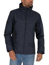 Superdry Men's Altitude Wind Hiker Jacket, Blue