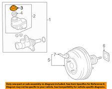 TOYOTA OEM-Brake Master Cylinder/other Reservoir Tank Cap 4723020140