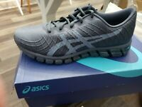 ASICS Gel-Quantum 180 4  Casual Running  Shoes - Blue - Mens 8