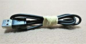 """ USB CORD "" with standard male plug (4) pin to small male plug (6) pin caps!!"