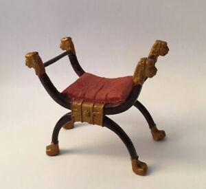 Dolls House Resin Chair