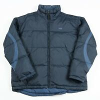 HELLY HANSEN Duck Down Puffer Jacket | Men's XL | Puffa Coat Vintage Padded