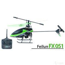 RC Heli FX051 Vs. MJX  F647  Single Blade 4 Kanal 2,4GHz  Hubschrauber