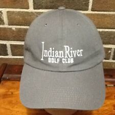Indian River Golf Club Ball Cap New, Nwot