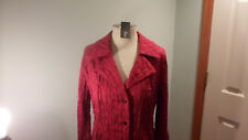 Women's Crinkle Cut Blazer - NEW - Ticketed Price $129.00