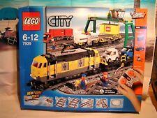 LEGO CITY- TRAIN DE MARCHANDISES ELECTRIQUE POWER FUNCTION  -  BTE SCELLEE