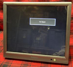 """17"""" LCD ikegami CCTV monitor Model ULM-173"""