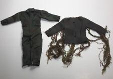 Dragon Models 1/6 U.S. Army Ranger Sniper Nomex Flight Suits + Ghillie Top.
