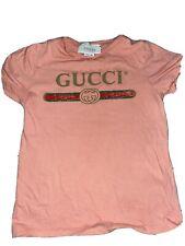 girls gucci t shirt