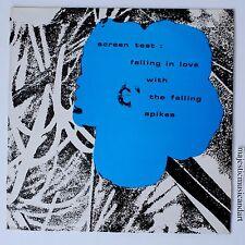 ANDY WARHOL FLOWERS COVER THE VELVET UNDERGROUND SCREEN TEST VINYL LP N.MINT