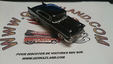 Hot wheels 57 Chevy noire série Garage 2009 (0049)
