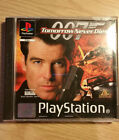 007: Tomorrow Never Dies (Sony PlayStation 1, 1999) - European Version