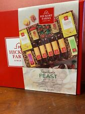 Hickory Farms Farmhouse Feast Collection Gift Box with 11 Items