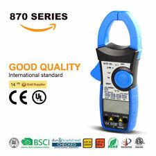 Zangenmultimeter Multimeter AC DC Amperemeter Strommesszange Stromzange 1000A