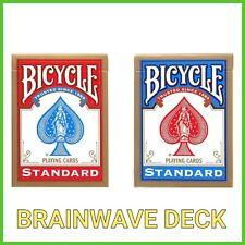 Mazzo Bicycle BRAINWAVE Giochi di Prestigio e Magia Trucchi Magici con le Carte