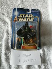 BOXED STAR WARS ATTACK OF THE CLONES BARRISS OFFEE HASBRO ACTION FIGURE