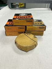 Timken 26822 Tapered Roller Bearing Cup Lot Of 5 Nos