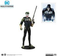 "McFarlane Toys Batman White Knight Joker Action Figure 7"" DC Multiverse"
