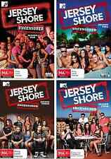 Jersey Shore Season 1 2 3 4 : NEW DVD