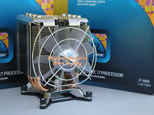 Intel Gaming Cooler Heatsink Fan for Extreme Socket LGA1366 Processor-CPU - New
