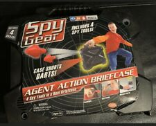 SPY GEAR WILD PLANET AGENT ACTION BRIEFCASE 2007 NEW SEALED