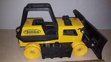 Toy TONKA T-6 yellow bulldozer